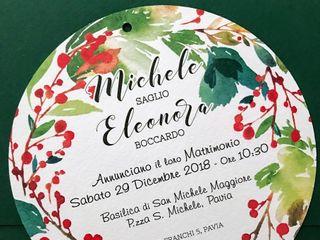 Le nozze di Eleonora e Michele 1