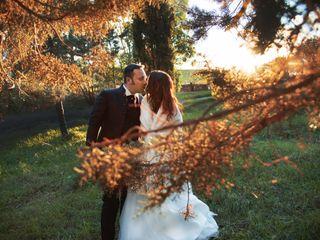 Le nozze di Clara e Giacomo