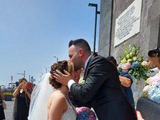 Le nozze di Vanessa e Gabriele 1
