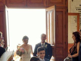 Le nozze di Vanessa e Gabriele 2