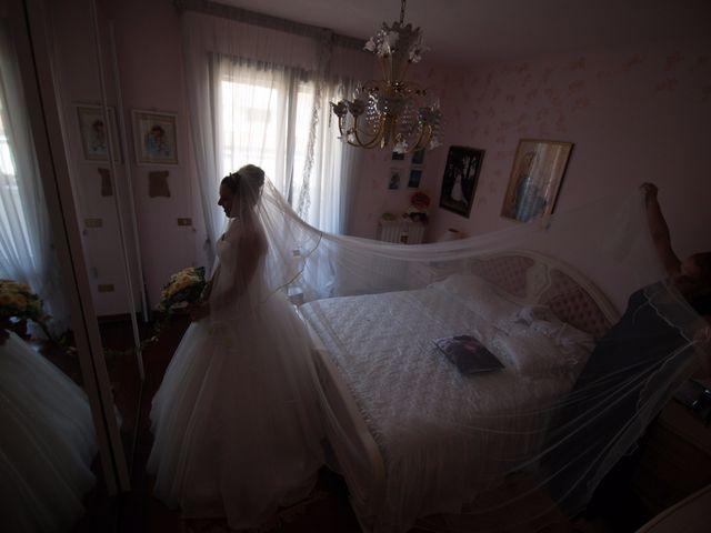 Il matrimonio di Davide e Aurora a Abano Terme, Padova 4