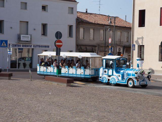 Il matrimonio di Davide e Aurora a Abano Terme, Padova 7