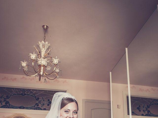 Il matrimonio di Davide e Aurora a Abano Terme, Padova 11