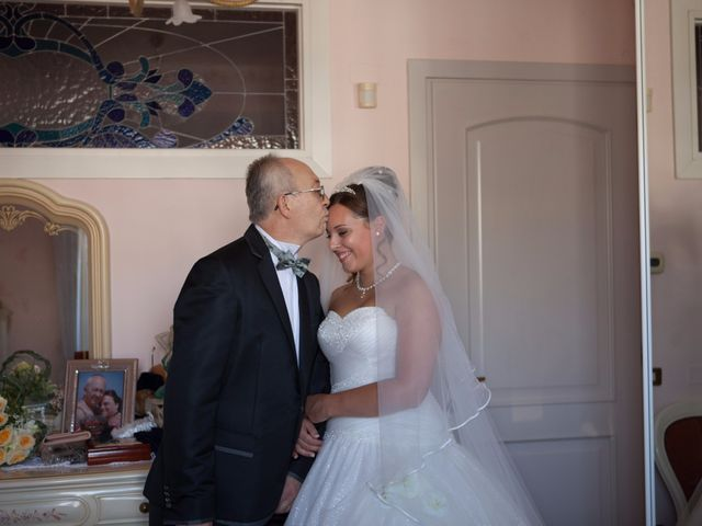 Il matrimonio di Davide e Aurora a Abano Terme, Padova 12