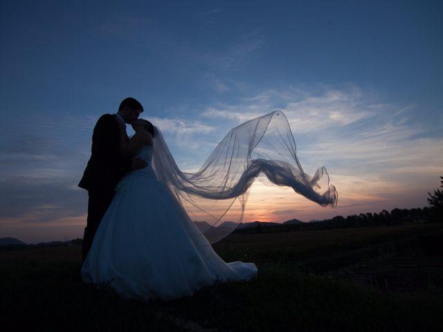 Il matrimonio di Davide e Aurora a Abano Terme, Padova 15