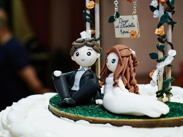Il matrimonio di Elisabetta e Diego a Anzio, Roma 3