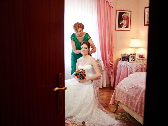 Il matrimonio di Elisabetta e Diego a Anzio, Roma 16