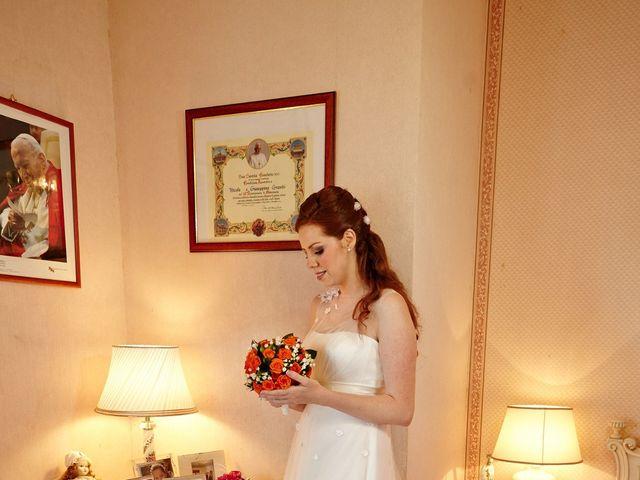 Il matrimonio di Elisabetta e Diego a Anzio, Roma 17