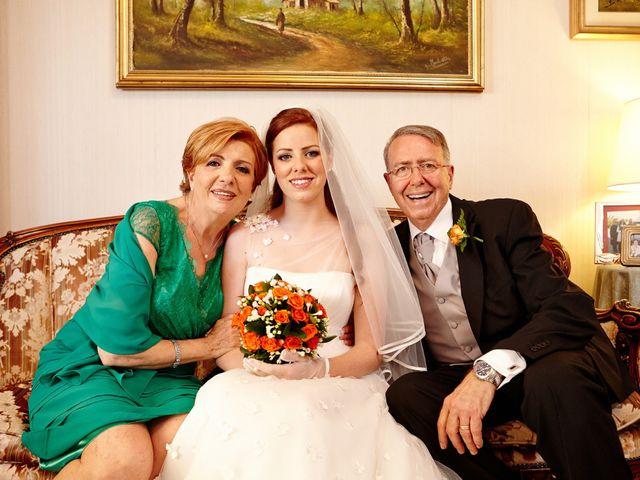 Il matrimonio di Elisabetta e Diego a Anzio, Roma 20