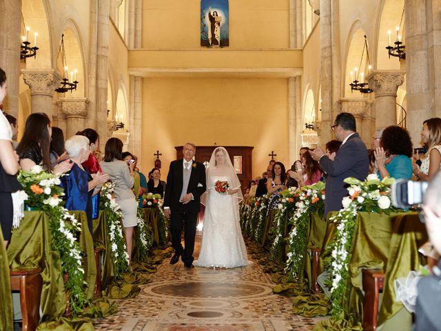 Il matrimonio di Elisabetta e Diego a Anzio, Roma 26