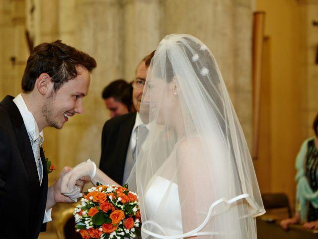Il matrimonio di Elisabetta e Diego a Anzio, Roma 27