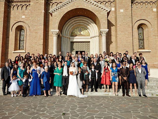 Il matrimonio di Elisabetta e Diego a Anzio, Roma 30