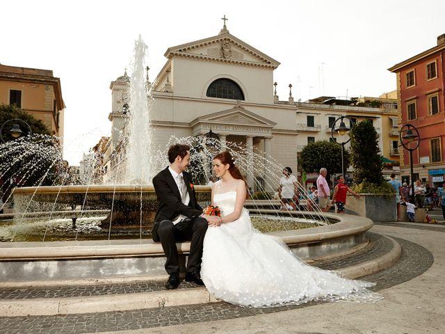 Il matrimonio di Elisabetta e Diego a Anzio, Roma 33