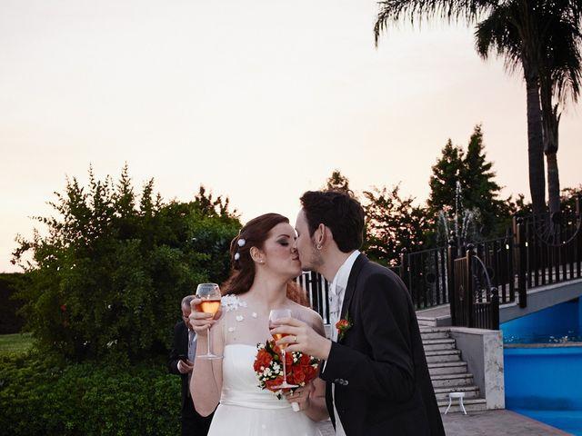 Il matrimonio di Elisabetta e Diego a Anzio, Roma 34