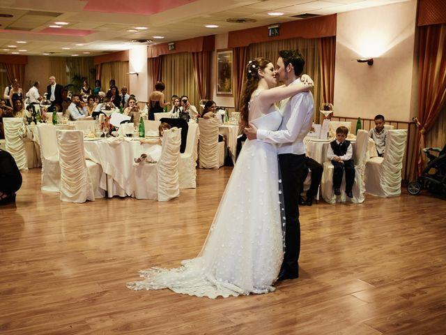 Il matrimonio di Elisabetta e Diego a Anzio, Roma 35