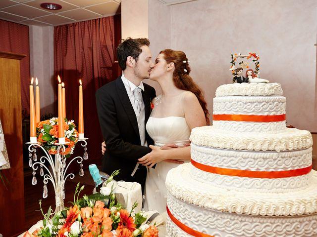Il matrimonio di Elisabetta e Diego a Anzio, Roma 39