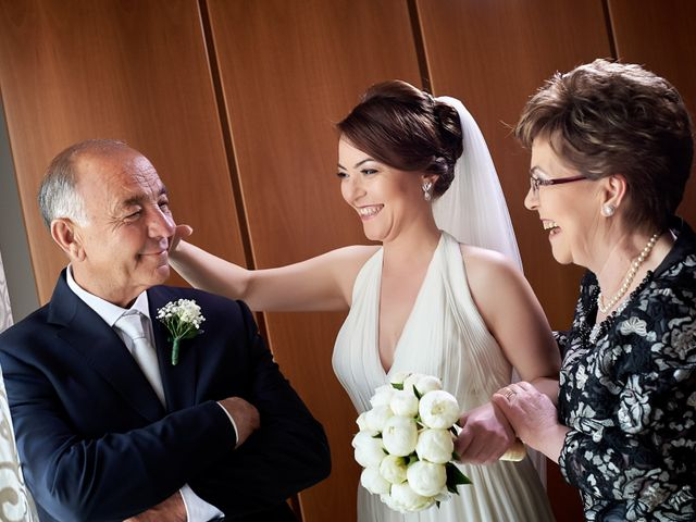 Il matrimonio di Francesco e Tanya a Resuttano, Caltanissetta 20