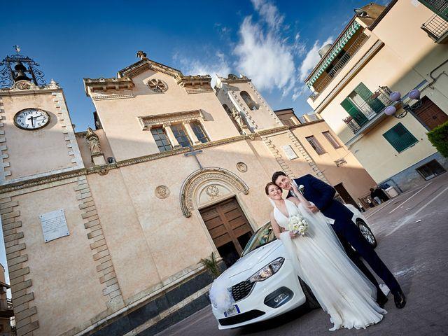 Il matrimonio di Francesco e Tanya a Resuttano, Caltanissetta 1