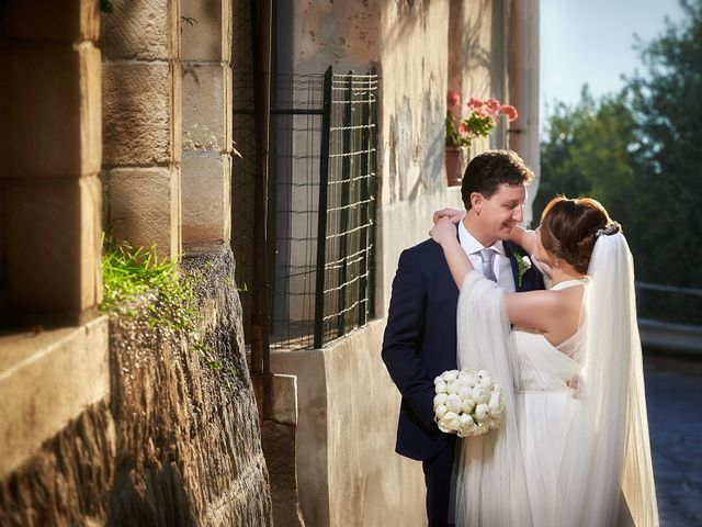 Il matrimonio di Francesco e Tanya a Resuttano, Caltanissetta 33