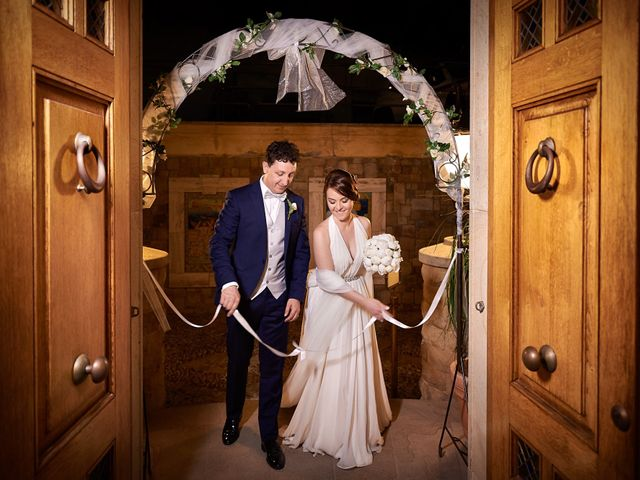 Il matrimonio di Francesco e Tanya a Resuttano, Caltanissetta 45