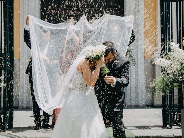 Il matrimonio di Marco e Consiglia a Torre Annunziata, Napoli 25