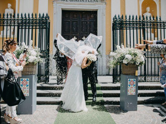 Il matrimonio di Marco e Consiglia a Torre Annunziata, Napoli 26