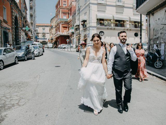 Il matrimonio di Marco e Consiglia a Torre Annunziata, Napoli 27