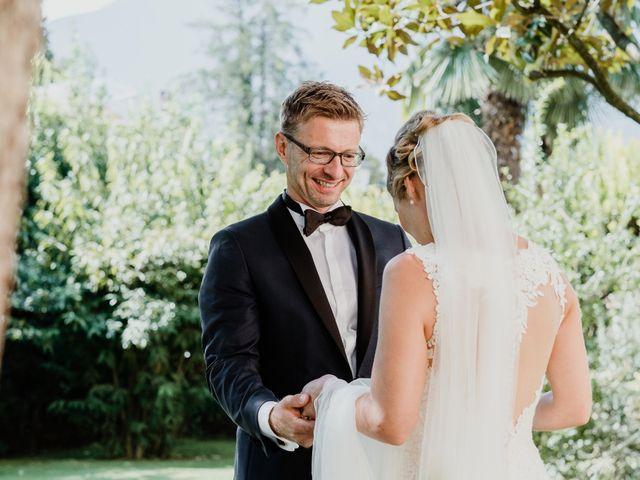 Il matrimonio di Roland e Anna a Arco, Trento 14