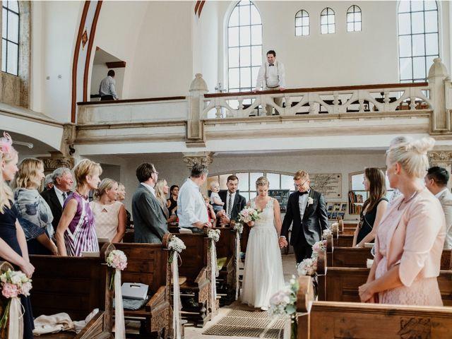Il matrimonio di Roland e Anna a Arco, Trento 15