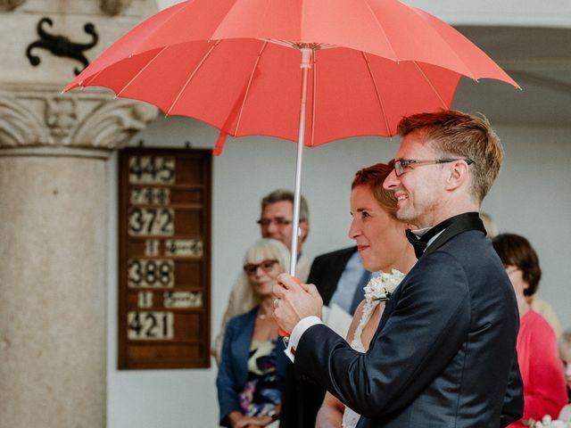 Il matrimonio di Roland e Anna a Arco, Trento 21