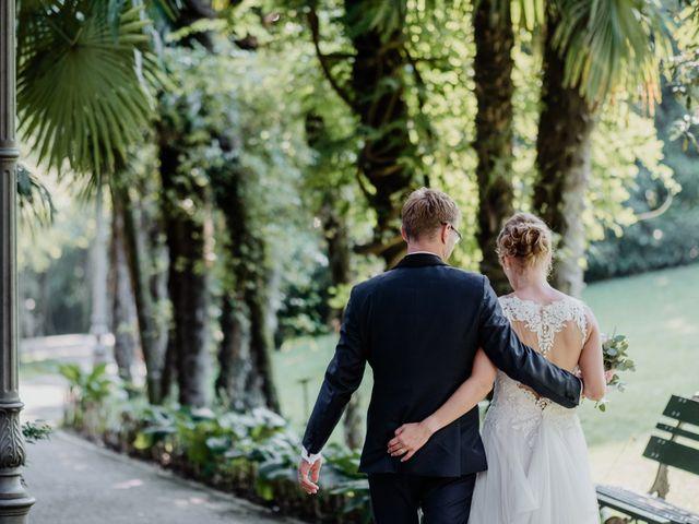 Il matrimonio di Roland e Anna a Arco, Trento 32