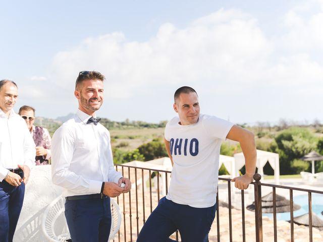 Il matrimonio di Simone e Cristina a Muravera, Cagliari 7
