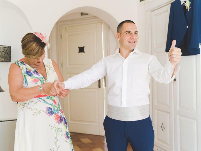 Il matrimonio di Simone e Cristina a Muravera, Cagliari 13