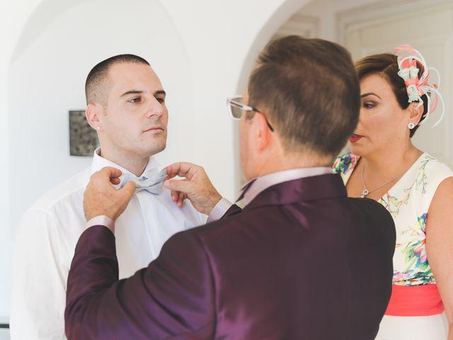 Il matrimonio di Simone e Cristina a Muravera, Cagliari 16