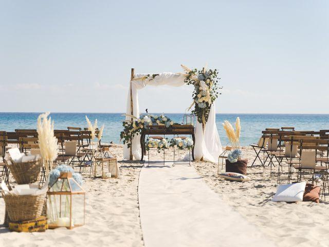 Il matrimonio di Simone e Cristina a Muravera, Cagliari 57