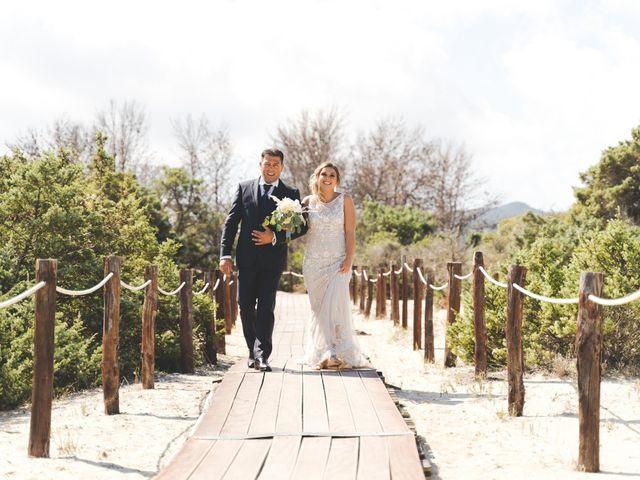 Il matrimonio di Simone e Cristina a Muravera, Cagliari 72
