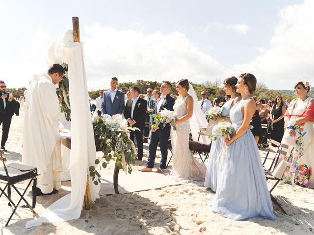 Il matrimonio di Simone e Cristina a Muravera, Cagliari 88