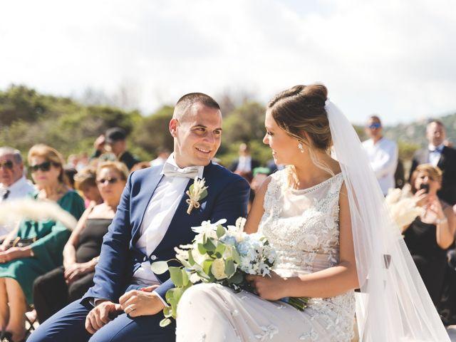 Il matrimonio di Simone e Cristina a Muravera, Cagliari 123
