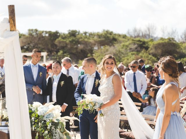 Il matrimonio di Simone e Cristina a Muravera, Cagliari 125