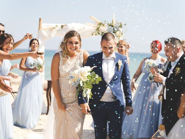 Il matrimonio di Simone e Cristina a Muravera, Cagliari 132