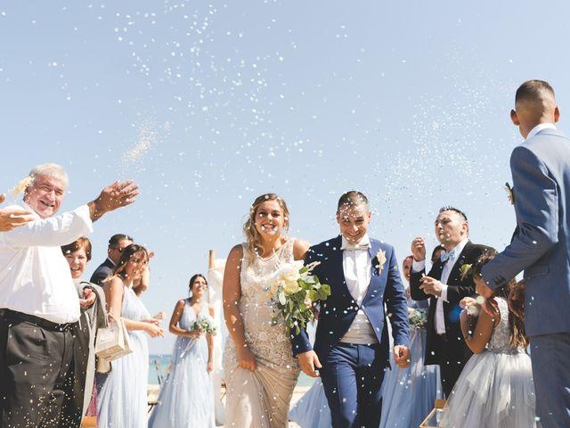 Il matrimonio di Simone e Cristina a Muravera, Cagliari 133