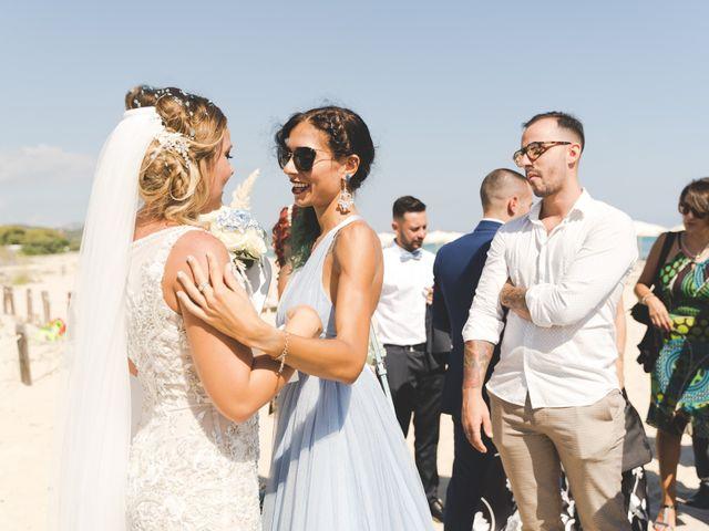 Il matrimonio di Simone e Cristina a Muravera, Cagliari 142