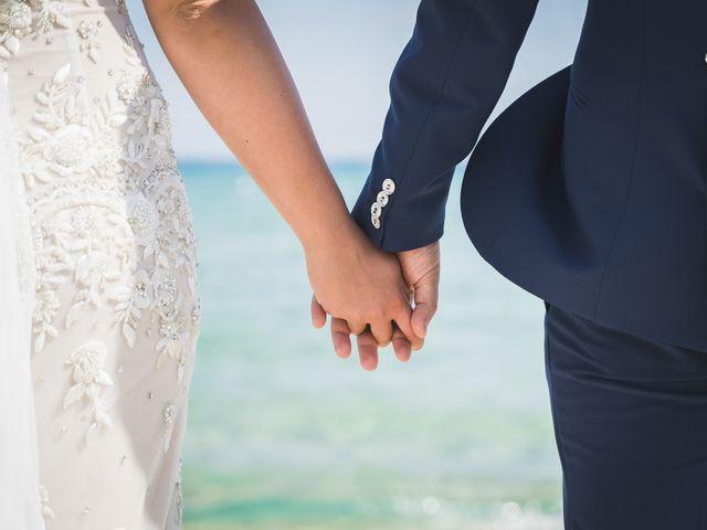 Il matrimonio di Simone e Cristina a Muravera, Cagliari 147