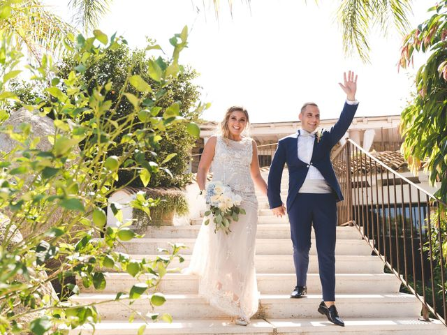 Il matrimonio di Simone e Cristina a Muravera, Cagliari 156