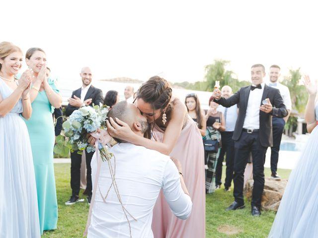 Il matrimonio di Simone e Cristina a Muravera, Cagliari 224