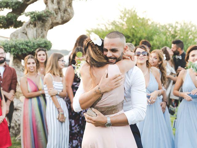 Il matrimonio di Simone e Cristina a Muravera, Cagliari 230