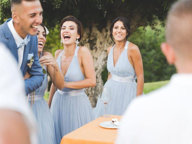 Il matrimonio di Simone e Cristina a Muravera, Cagliari 235