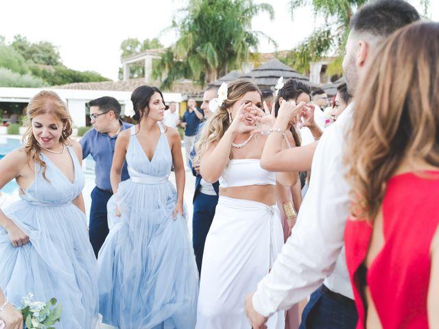 Il matrimonio di Simone e Cristina a Muravera, Cagliari 241