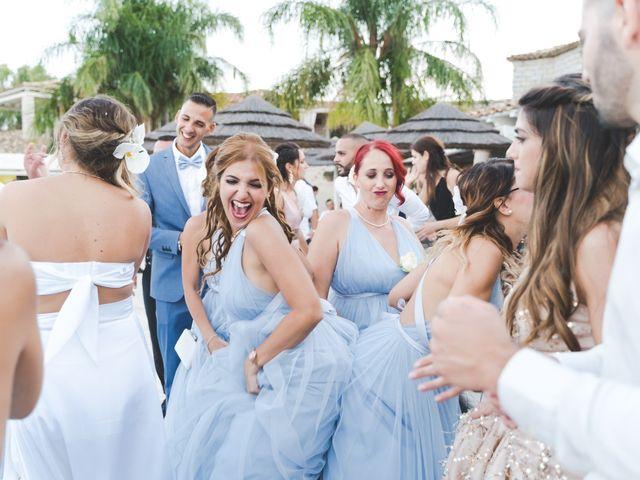 Il matrimonio di Simone e Cristina a Muravera, Cagliari 243