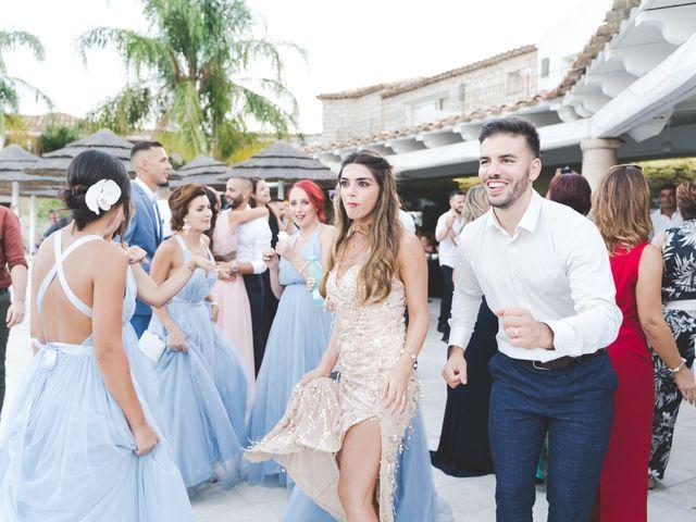 Il matrimonio di Simone e Cristina a Muravera, Cagliari 245